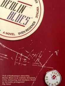 Buchcover Sven Regener: Berlin Blues