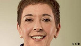 German-Turkish parliamentarian Lale Akgun