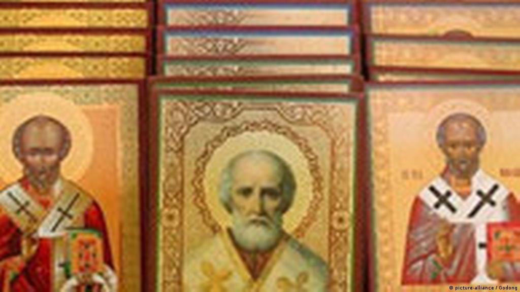 dcab683ce695 São Nicolau, uma lenda europeia | Cultura europeia, dos clássicos da arte a  novas tendências | DW | 06.12.2006