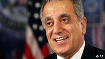 USA UN Botschafter Kandidat Zalmay Khalilzad