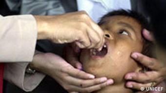 UNICEF, Impfen in Indonesien