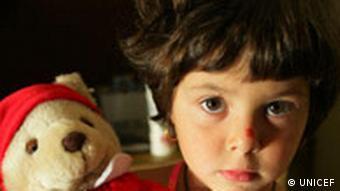 UNICEF Ukraine, Sophias Eltern sind HIV-Positiv