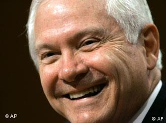 Menteri Pertahanan AS Robert Gates