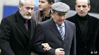 Großbritannien Fall Alexander Litwinenko Beerdigung London