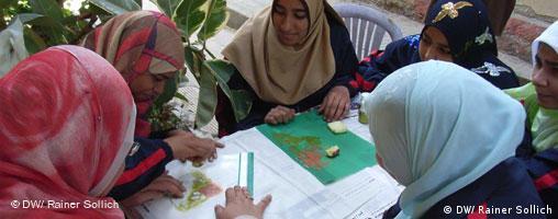 Kinderarbeit in Ägypten