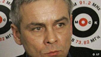 Russland Großbritannien Fall Alexander Litwinenko - Dmitri Kowtun