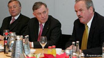 Horst Köhler, Erik Betterman