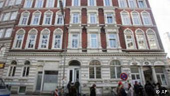 Litwinenko-Fall, das Hamburger Haus mit den Plutonium-Spuren