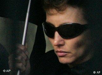 Marina Litvinenko blames Moscow for her husband's death
