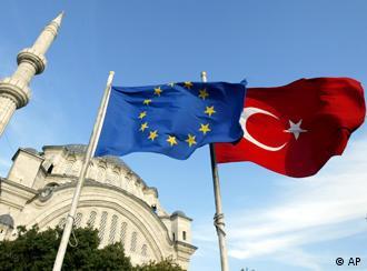Turkey's EU acessions talks take a blow
