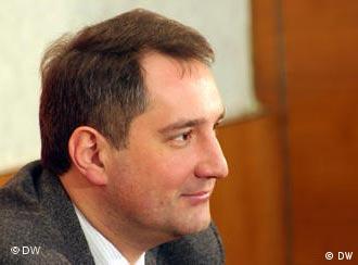 Dmitrij Rogosin vertritt den Standpunkt: Russland den Russen!