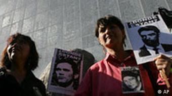 Gedenken an Opfer des Pinochet-Regimes in Chile