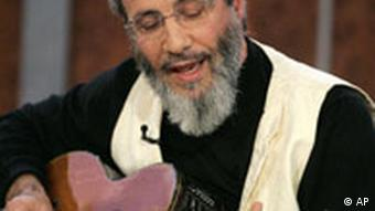 Yusuf Islam in Bremen (Foto: AP Photo/Joerg Sarbach, pool)