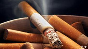 The recent ban on smoking in French restaurants hasn't helped business