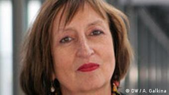 Корнелия Рабиц, обозреватель Deutsche Welle