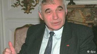 Bulgarischer Ex-Präsident Zhelju Zhelev