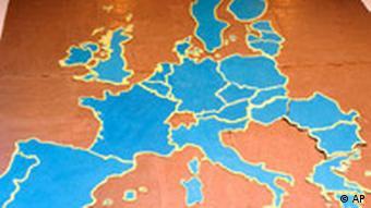 BdT EU als Schokoladenkuchen Brüssel