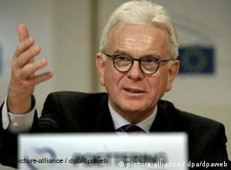 هانس-گرت پوترینگ، رئیس پارلمان اروپا