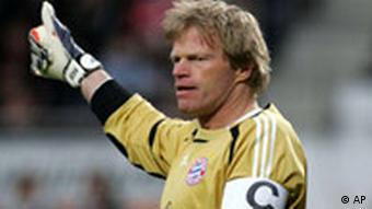 Star Goalie King Kahn Retires | Sports| German football ...