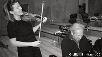 Anne-Sophie Mutter Andre Previn