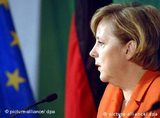 Bundeskanzlerin Angela Merkel, Foto: dpa