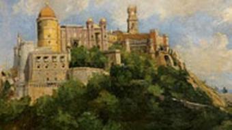 Schloss Cintra bei Lissabon