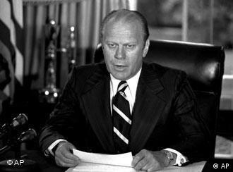 Gerald Ford, Presiden AS ke-38