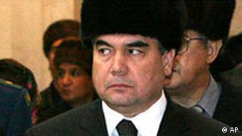 قربانقلی بردیمحمداف، رئیس جمهور ترکمنستان