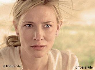 Cate Blanchett, estrella de la cinta Babel.