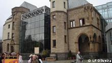 Schokoladenmuseum Köln von außen