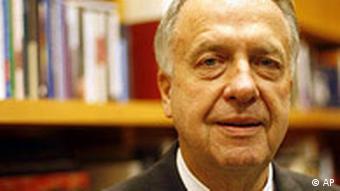 Portrait German Culture Minister Bernd Neumann