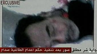 صدام حسین، رئیسجمهور سابق عراق
