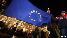 """Feierlichkeiten zum EU-Beitritt 2007: """"Glückliche Entscheidung"""""""