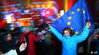 Bildgalerie 50 Jahre Römische Verträge Bild 20 2007 Rumänien und Bulgarien