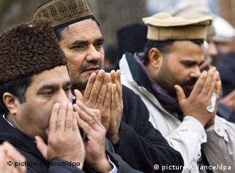 The Ahmadiyya Muslim community is facing opposition in the German capital