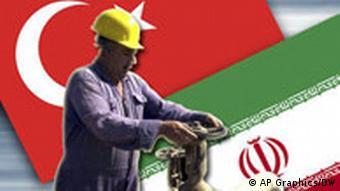 بخش عمده گاز صادراتی ایران به ترکیه میرود. با این هم واردات گاز ایران بیشتر از صادرات آن است