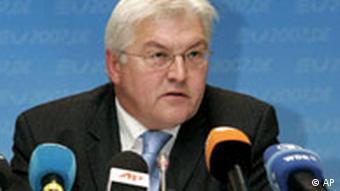 EU Somalia Frank Walter Steinmeier Pressekonferenz Brüssel