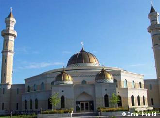 Moschee in Dearborn, Michigan