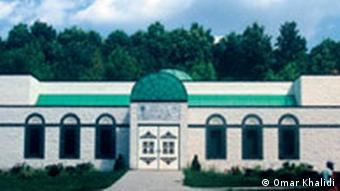 The Islamic Center of Connecticut. Windsor, Connecticut