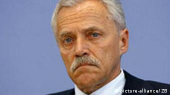آئینی تحفظ کے وفاقی جرمن محکمے کے صدر ہائنز فروم