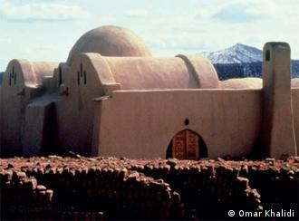 Islamic Center Village. Abiquiu, New Mexico (Quelle: Omar Khalidi)