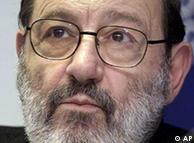 El escritor italiano Umberto Eco.