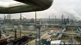 Öl-Pipeline von Russland nach Westeuropa unterbrochen