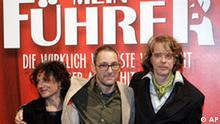 Deutschland Kultur Filmpremiere Mein Führer in Essen