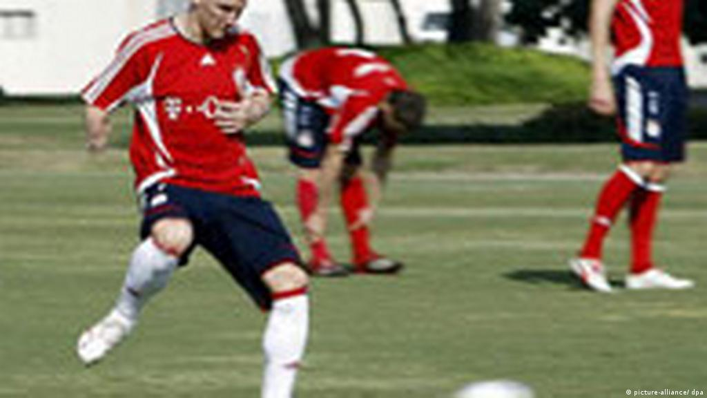 Немецкая лига по футболу 2007- 2008