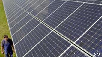Deutschland Europa erneuerbare Energie Solarenergie
