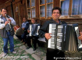 Sinti and Roma musicians in Bulgaria