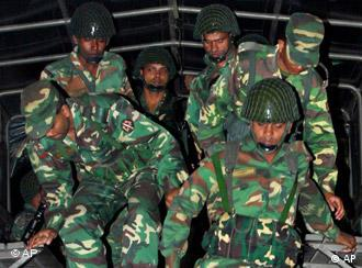 The army had backed the interim administration in Bangladesh