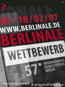 Plakat zur 57. Berlinale