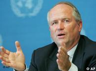 O  οικονομολόγος της UNCTAD Χάινερ Φλάσμπεκ